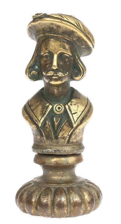 Bronzas krūšutēls