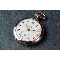 Apzeltīta sudraba kabatas pulkstenis L.U.C. Chopard