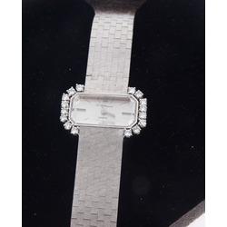 Chopard sieviešu pulkstenis ar briljantiem