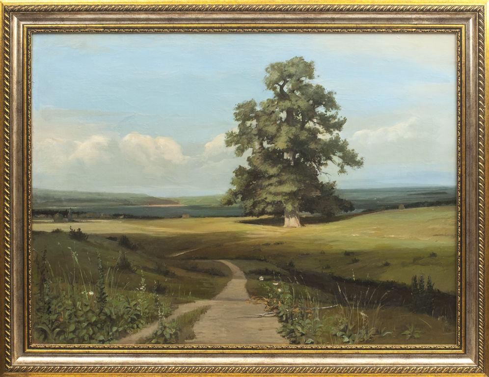 Kopija pēc Ivana Siškina gleznas