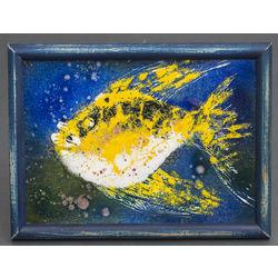 Dzeltenā zivs