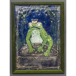 Лягушка Королева ночи