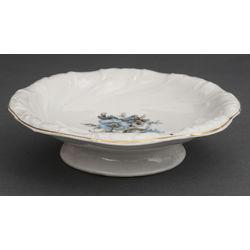 Porcelain utensil for sweets