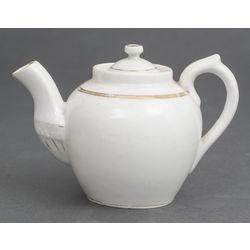 Porcelain tea-pot