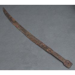 Metāla zobens