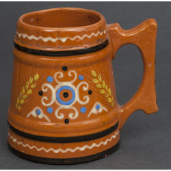 Keramikas alus kauss