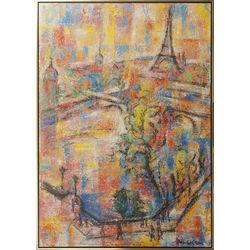 Parīzes centrā