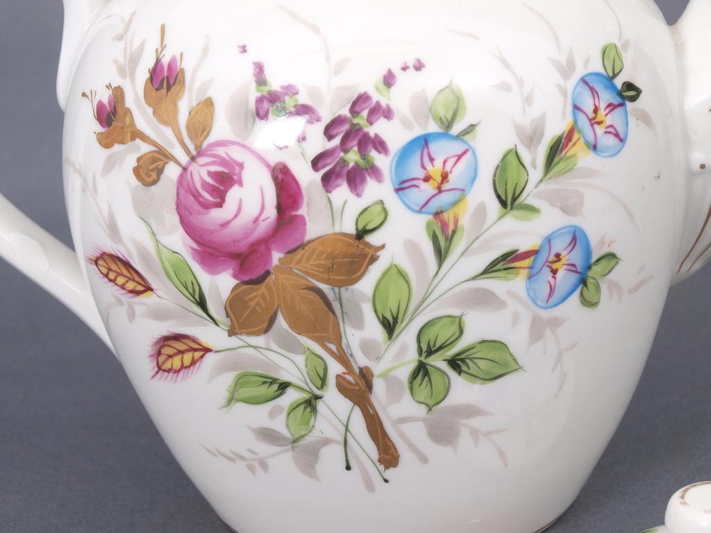 Porcelāna tējkanna