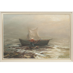 Laiva jurā
