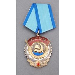 "Apbalvojums ""Darba sarkanā karoga ordenis"""