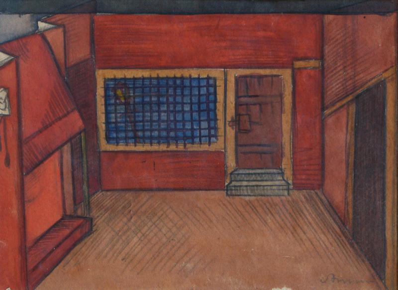 Sarkanā māja