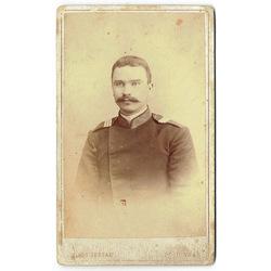Fotogrāfija - vīrieša portrets