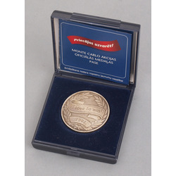 Official Medal of Monte Carlo, 2005