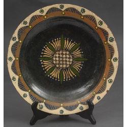 Jēkaba Dranda Keramikas šķīvis