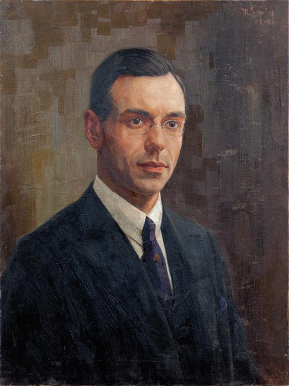 Z.A. Meirovica portrets