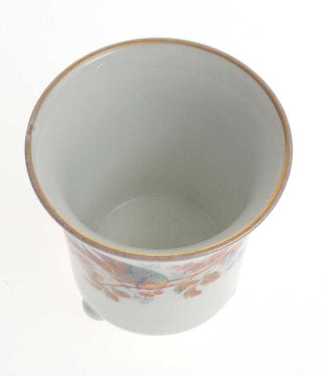 Porcelāna trauciņš-krūzīte