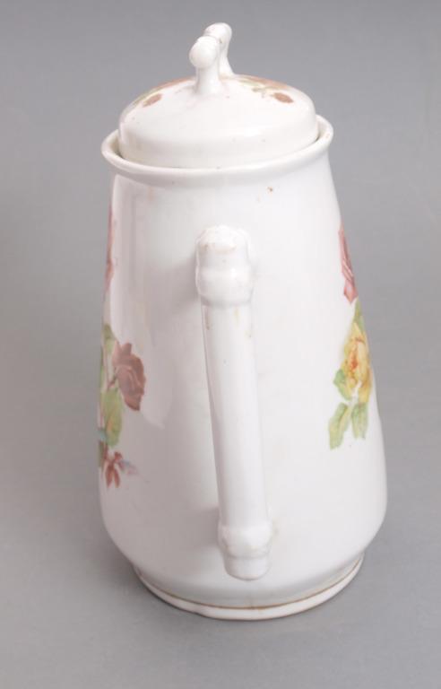 Porcelāna kafijas kanna