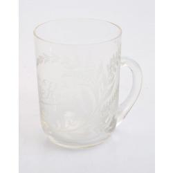 Stikla krūzīte