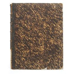 Krāsainu litogrāfiju albums