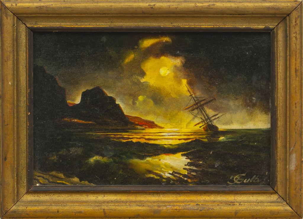 Pilnmēness jūrā
