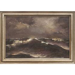 Negaiss jūrā