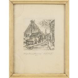 Старая Рига Дом Данненштерн