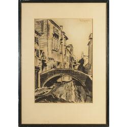 Ponte del Paradiso Venezia