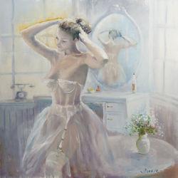 Rīts pie spoguļa