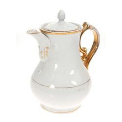 Porcelāna tējas/kafijas kanna