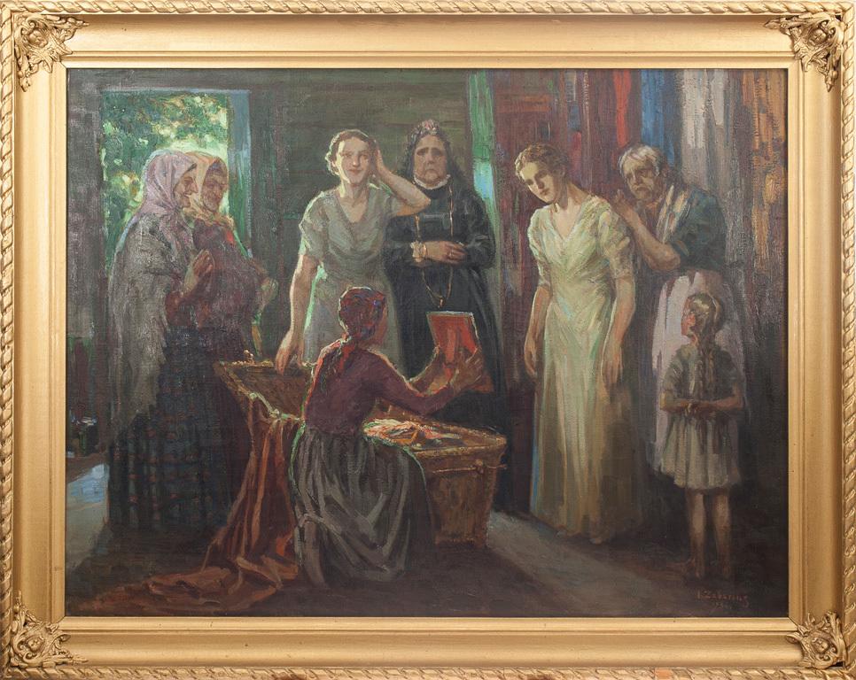 Līgavas pošana