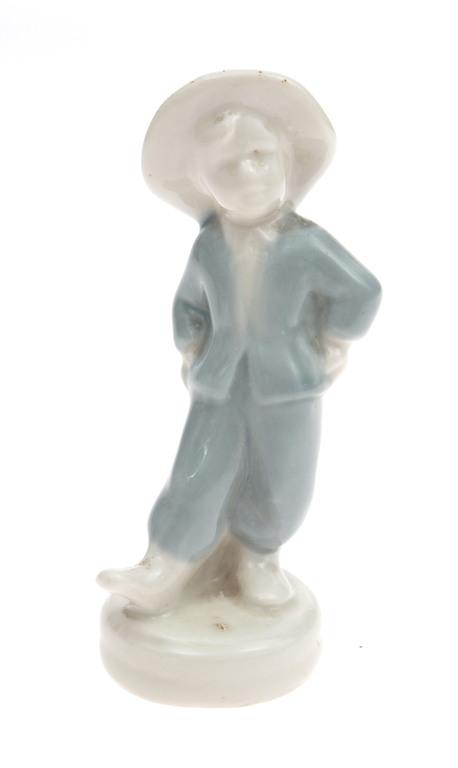 """Porcelāna figūriņa """"Tautu dēls"""""""
