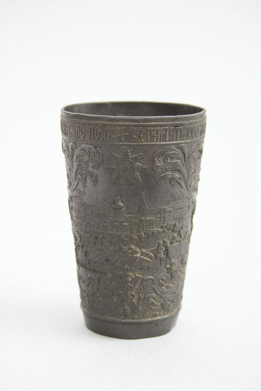 Glāze veltīta 200 gadu Keksholma pulka Leibgvardes pastāvēšanai