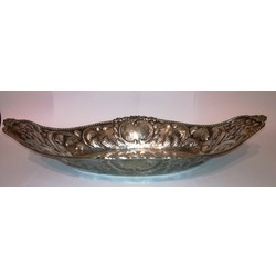 Silver Fruit Tray
