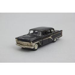 Padomju metāla automašīnas modelis