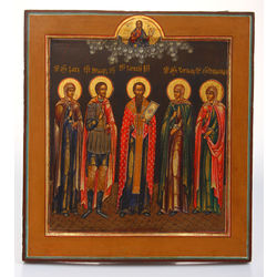 5 Saints