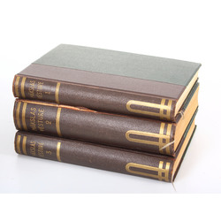 History of Art I, II, II volumes