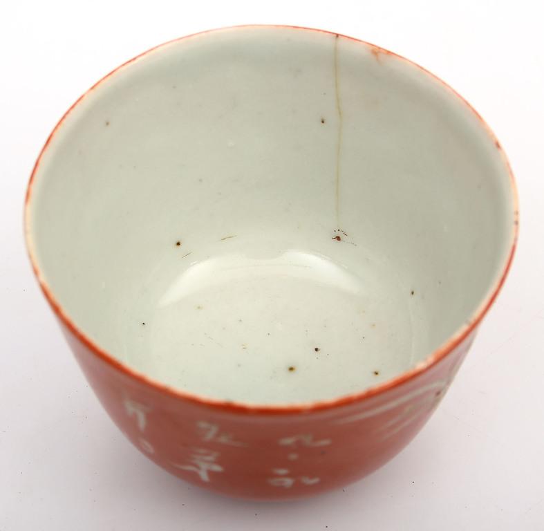 Porcelāna tasīte