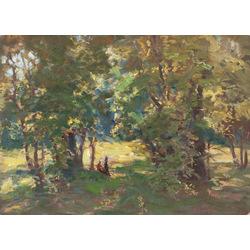 Vasaras ainava
