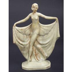 Faience figurine