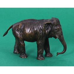 Bronze figurine