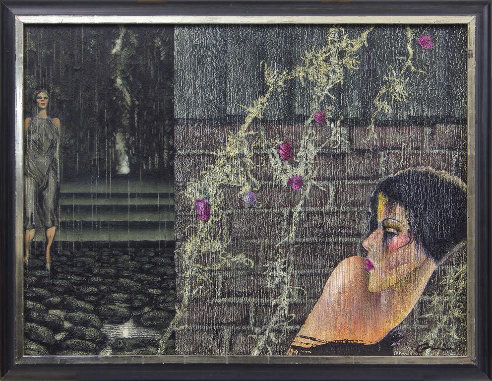 Sievietes lietū