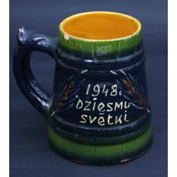 Кубок из керамики