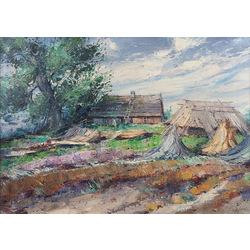 Zvejnieku māja Pērkonē