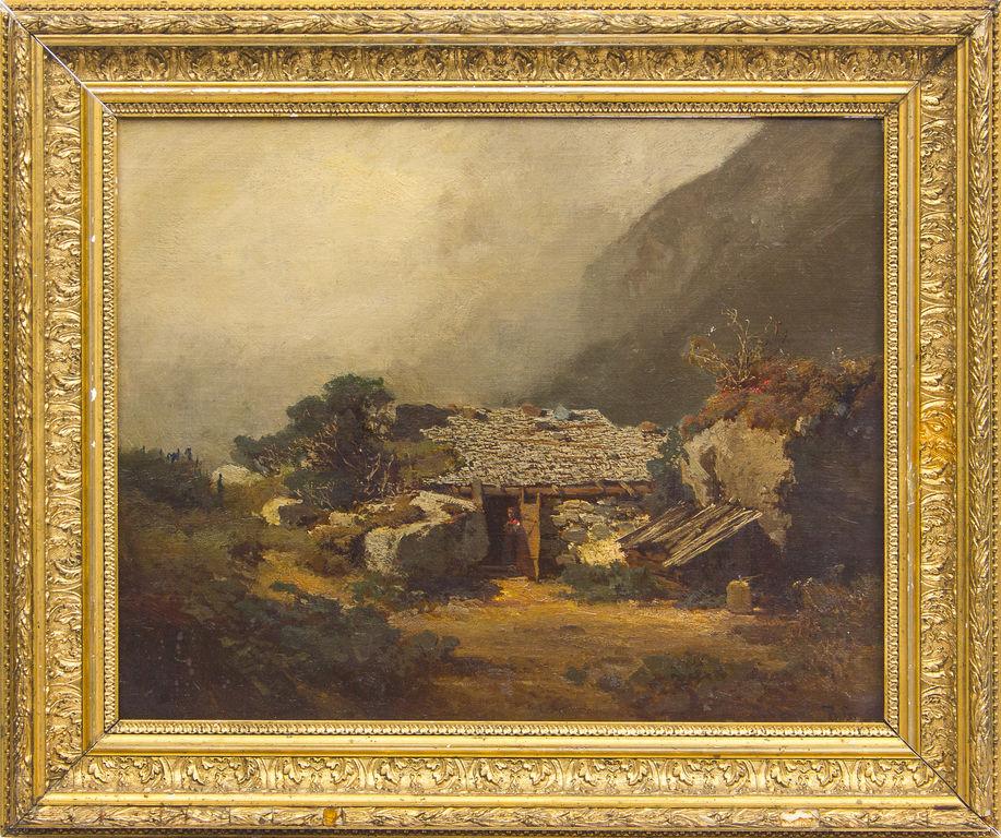 Ainava (Gaisalm am Untersberg)