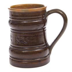 Ceramic beer cup