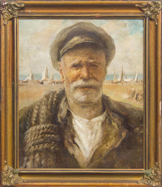 Vecais zvejnieks