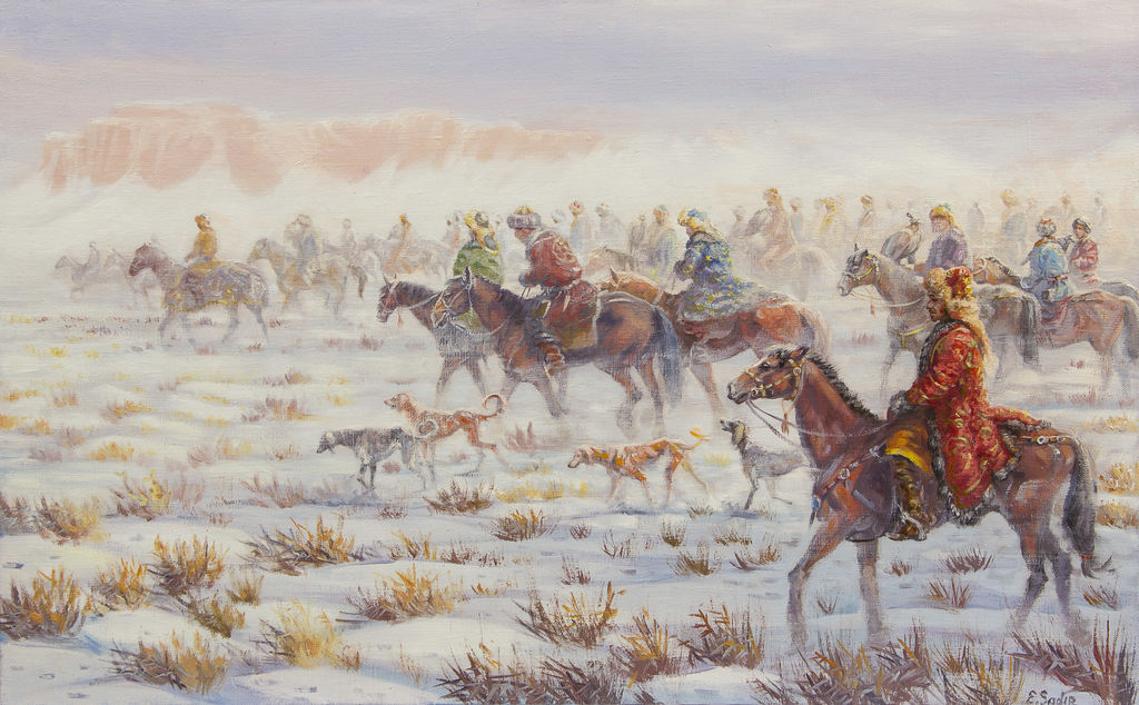 Battle hunting