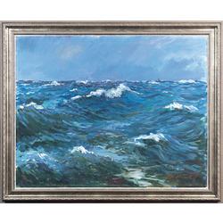 Zilā jūra