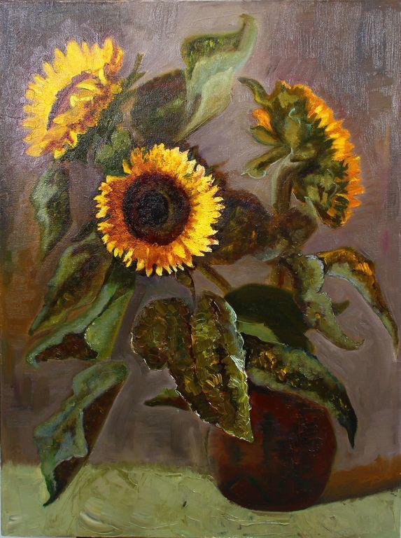 Saules puķes