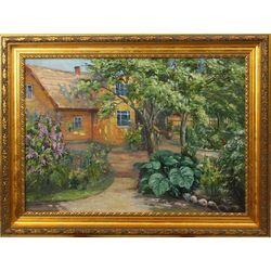 Dārzā